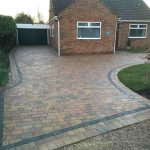 Block Paving around Flockton