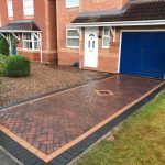 Block Paving near Flockton