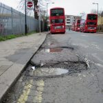 Pothole Repairs Wentbridge