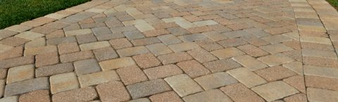 Block Paving Driveways in Elvington