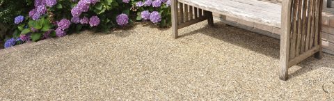 Resin Bound Driveways in Rothwell, Yorkshire