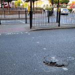 Rossington Pothole Repairs Companies