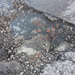 Pothole Repairs in Wentbridge